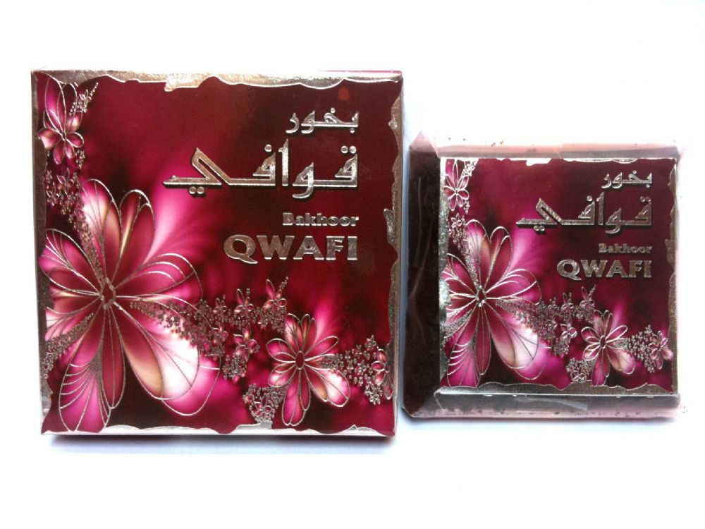 Bakhoor *QWAFI* Best High Quality Bukhoor Home Fragrance Incense Resin
